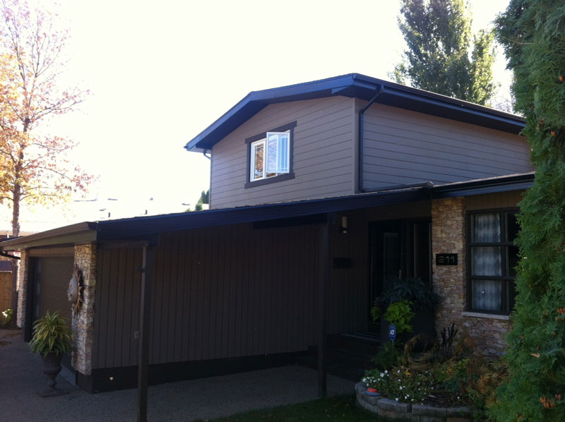 Soffits, Fascia and Eaves